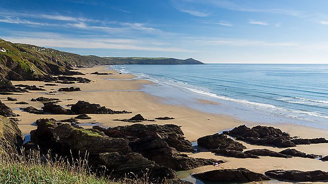 <p>Whitsand Bay, Cornwall</p>