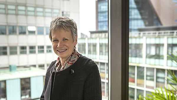<p>Professor Judith Petts, VC</p>
