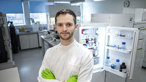Tim Williams: becoming a biomedical scientist