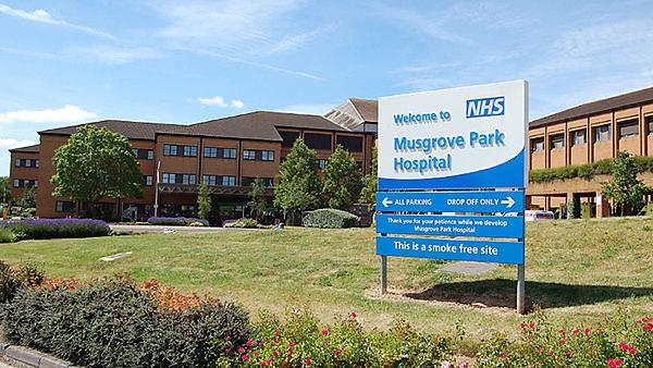 <p>Taunton and Somerset NHS Foundation Trust. Musgrove Park Hospital</p>