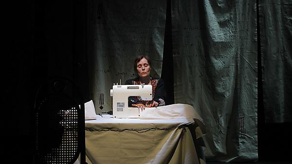 <p>The Shroud Maker</p>