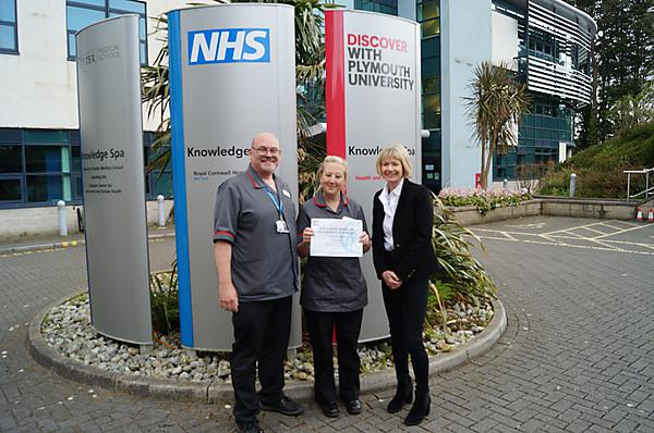 <p>(L-R) Frazer Underwood, 