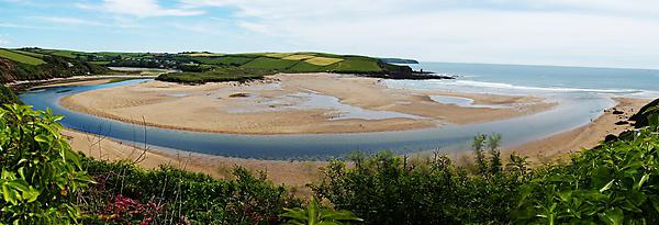 <p>Bantham Beach, South Devon</p>