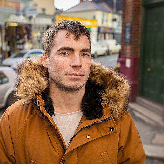 <p>Men's health week - Ben Dobson</p>