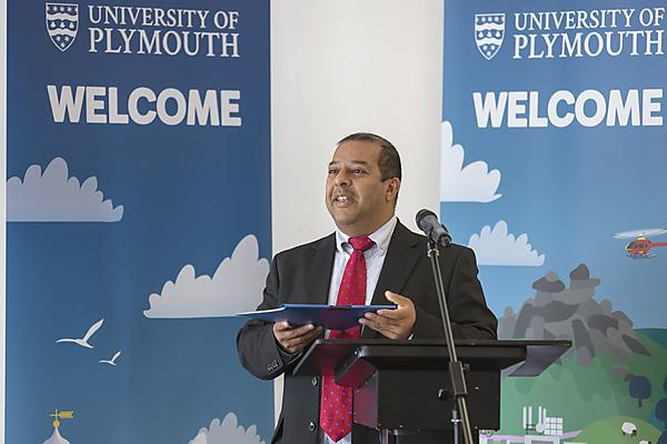 <p>  Student Charter Signing 2018 - Julian Chaudhuri<br></p>