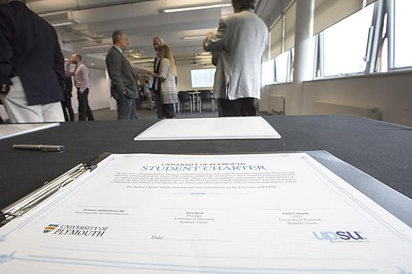 <p>  Student Charter Signing 2018 - the Charter<br></p>