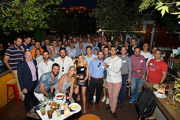 <p>  Athens Alumni Event 2018  <br></p>