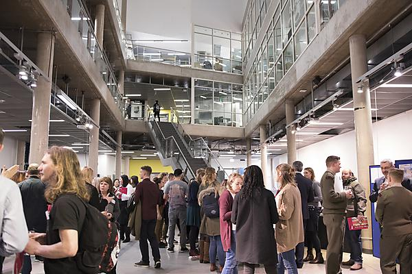 Employer networking evenings