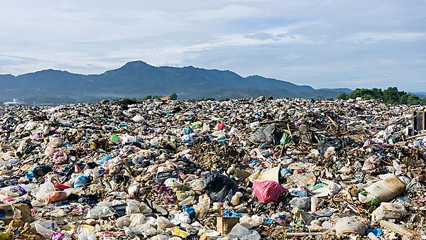 Landfill site in Malaysia - image courtesy of Getty Images