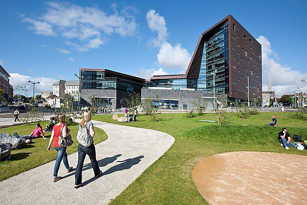 University of Plymouth unveils socio-economic impact study at special event on 'civic universities'