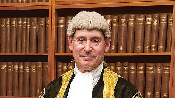 <p>Sir Terence Etherton, Master of the Rolls. Image courtesy: Law Society</p>