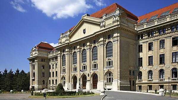University of Debrecen in Hungary - image courtesy of Getty Images