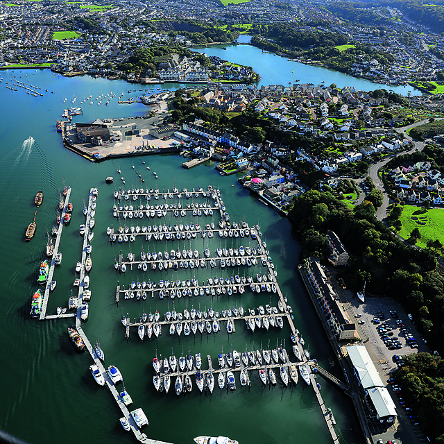 <p>Plymouth harbour marina boats</p>