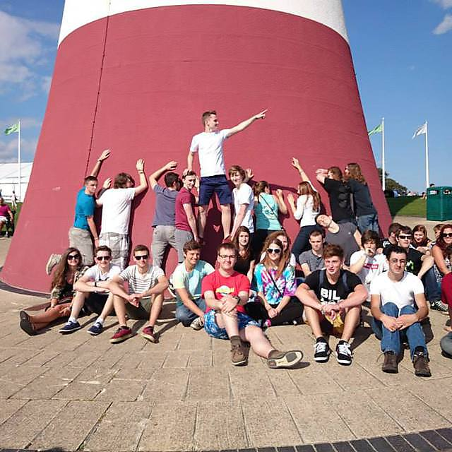 <p>Campus/city tours</p>