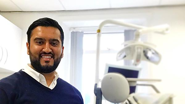 """I've just completed a dentistry degree, now I'm doing a medical one"" - life as an aspiring maxillofacial surgeon"