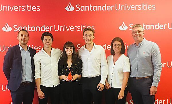 <p>Smibbs Skincare Santander Entrpreneurship Awards</p>