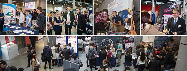 University of Plymouth part-time jobs fair