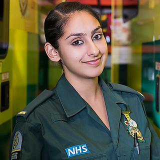 Zaidia Hussain graduated from BSc (Hons) Paramedic Practitioner in 2013. Zaidia now works as a Paramedic in the London Ambulance Service.