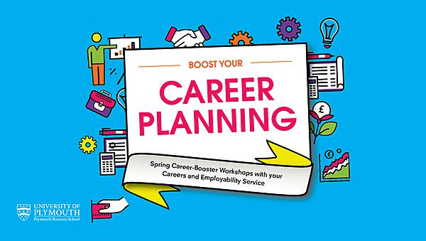 <p>Careers planning Workshop</p>