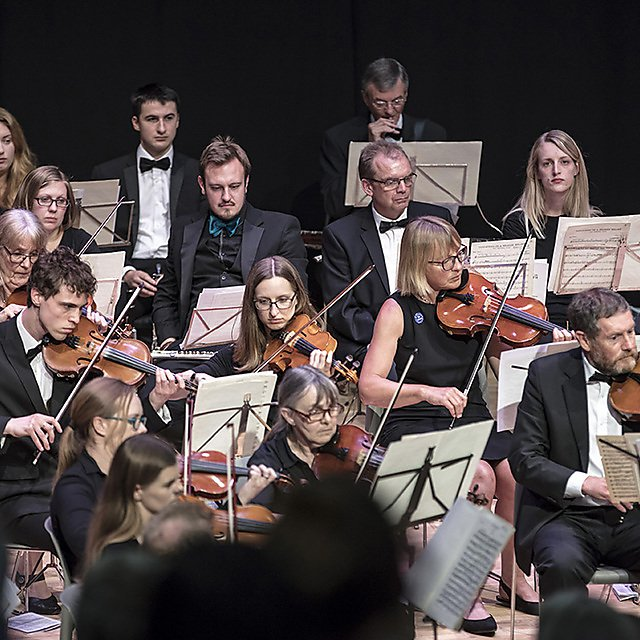 <p>                 University of Plymouth Orchestra    <br></p>