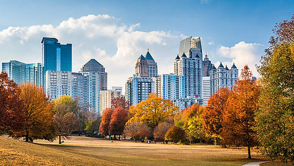 <p>Atlanta, Georgia, USA - image courtesy of Getty Images</p>