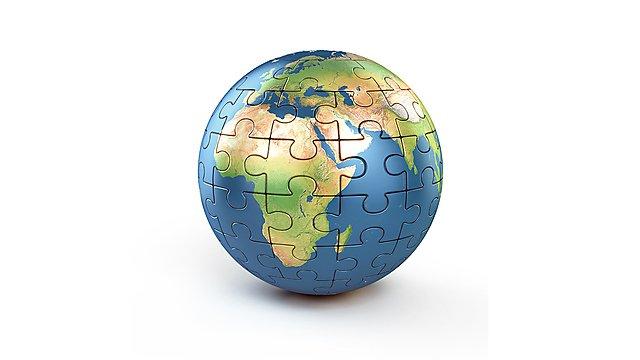 <p>Globalisation</p>