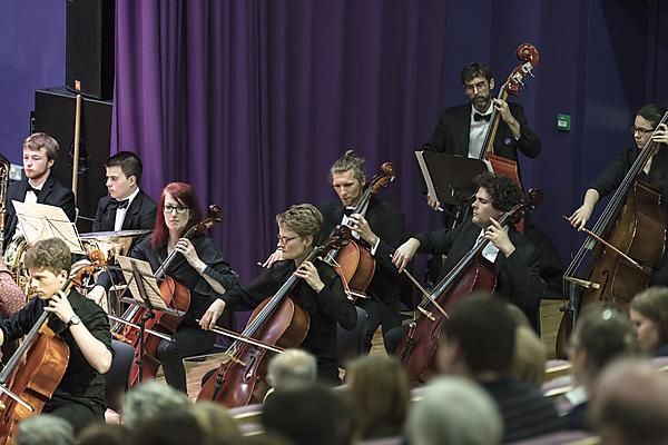 <p>University of Plymouth Orchestra 2018</p>
