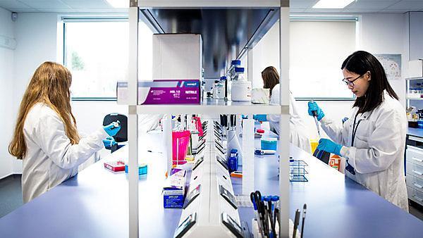 <p>Derriford Research facility<br></p>