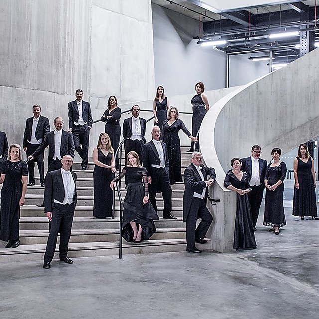 <p>BBC Singers Contemporary Music Festival Gala Concert</p>