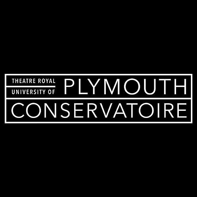 <p>Plymouth Conservatoire logo black</p>