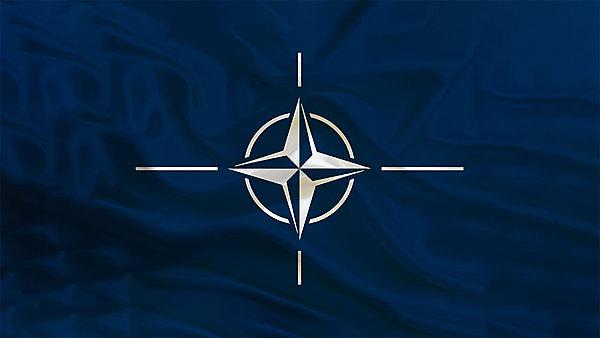 <p>Nato flag Getty 515443148</p>
