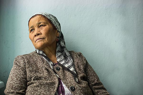 <p>Maria: A General Practitioner, At-Bashi, Naryn District, Krygyzstan. Image: Carey Marks<br></p>