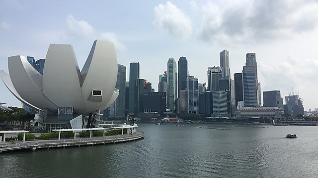 <p>Singapore - credit Louise Firth</p>