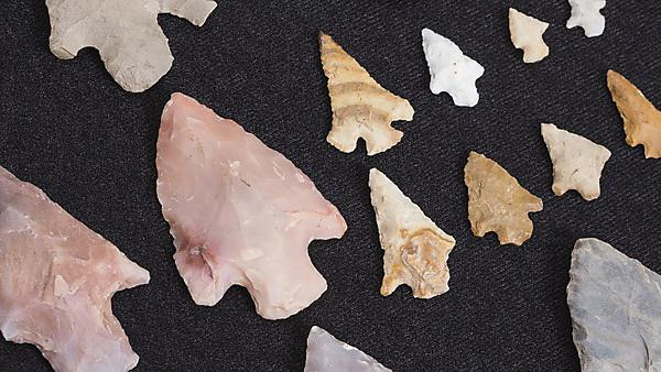 <p>Arrowhead - Indian artifacts found in North East Louisiana</p>