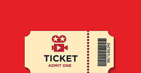 <p>Cinema ticket</p>