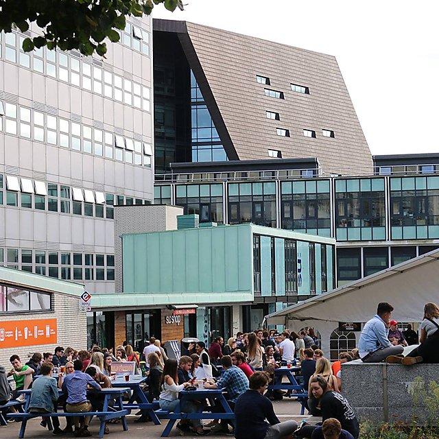 <p>Campus square</p>