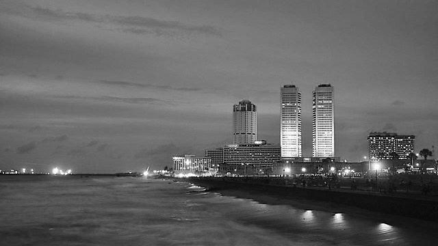 <p>Sri Lanka</p>