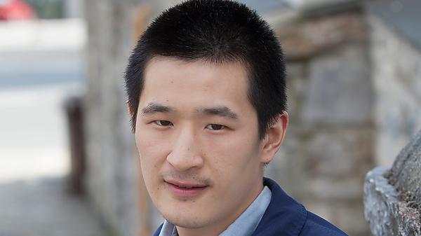 Jinzhi Zhong - student profile