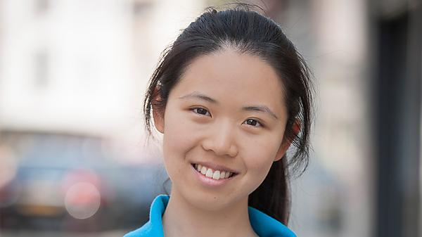 Yiwen Jin - student profile