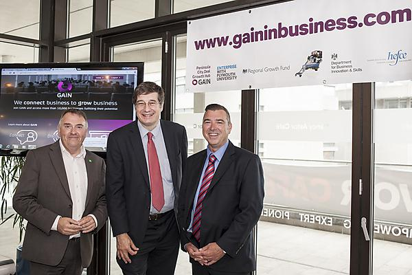 The launch of the GAIN Digital Exchange