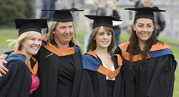 Midwifery graduation