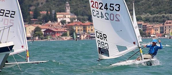 University of Plymouth sailor is crowned European Champion