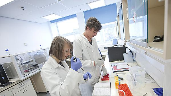 Placements with Biomedical Science and Human Biosciences