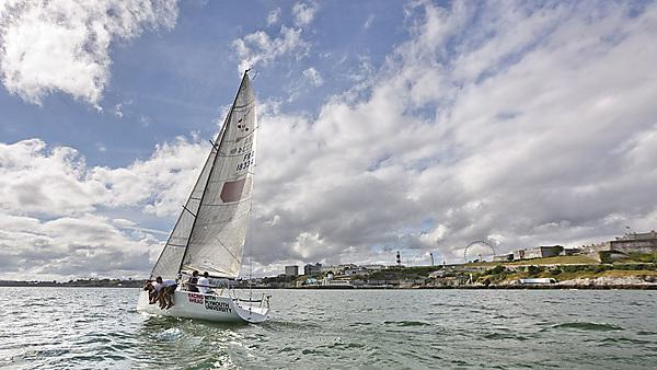 Plymouth University Sailing Team