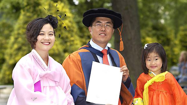 Postgraduate application for international students