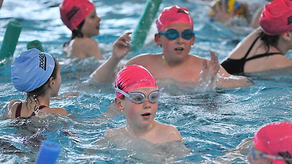 Module 1 and 2 swimming course