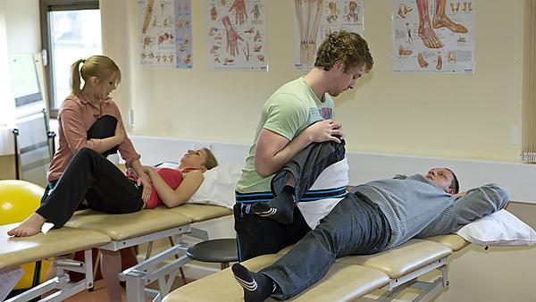 MSc Advanced Professional Practice in Physiotherapy induction information