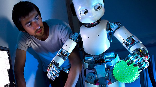 MSc Robotics.