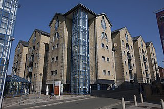 Robbins university-managed hall of residence