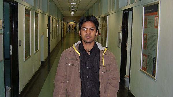 Vamshi Manchikanti - graduate profile